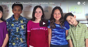 Connecticut School-Based Diversion Initiative